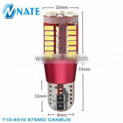 Led T10 Canbus Car Led Lighting Auto Lighting