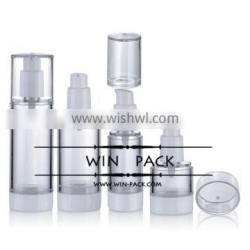 WY0231 oval airless bottle, oval cream bottle, San airless bottle