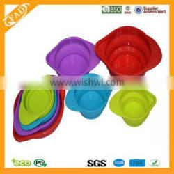 Professional durable silicone measuring cup