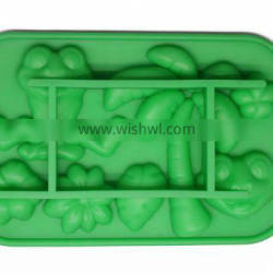 Heart Shaped Ice Cube Trays Candy Molds Building