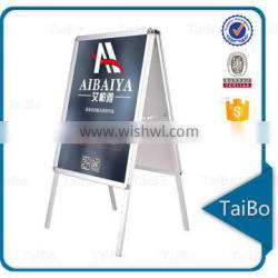 September Purchasing portable waterproof advertising outdoor A board