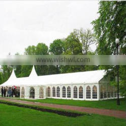 10'x30' non see-through canopy tent for wedding party