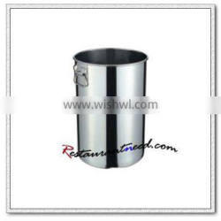 S139 12L /16L Stainless Steel Milk Tea Pot With Cover