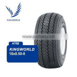 18*8.5*8 205*50*10 Wholesale Golf Car Tires Solid and Larger ,Golf Car Tyre Manufacturer