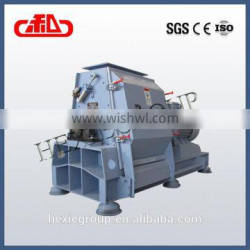 High efficiency hammer mill pulverizer for feed