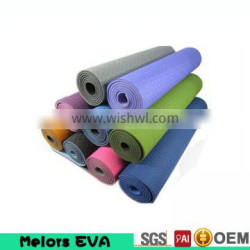 Eco friendly Melors washable Hot sale Durable&anti-slip Promotional Gifts Popular Good Quality Cheap Custom TPE Yoga Mat