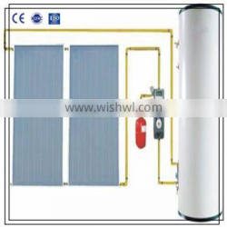 Best Selling Closed Loop Pressurized Split Flat Plate Solar Water Heater