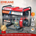Home use Open type air cooling 500w/5kva generator price