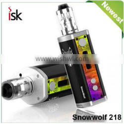 2016 Limited Edition Snowwolf 218 Box Mod with free shipping from USA