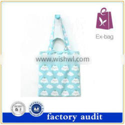 Global certificated organic cotton shopping bag manufacturer