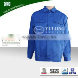yulong wholesale meta-aramid clothes for fire fighters