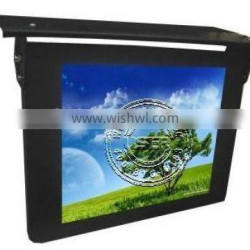 """22"""" Roof-fixing or Back-fixing Indoor Advertising LCD Bus Digital Signage"""