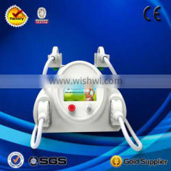 New designed portable shr laser hair removal with no side effect