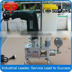 Single Liquid type Grouting Machine for repair crack with good performance