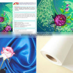 Glossy Non-woven cloth flower canvas backdrop