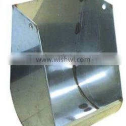 Simply designed stainless steel sow feeder