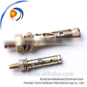 Anti Skid Shark Fin Expansion Sleeve Anchor China Fasteners