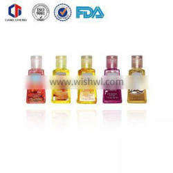 OEM alcohol 30ml hand wash without water/hand sanitizer