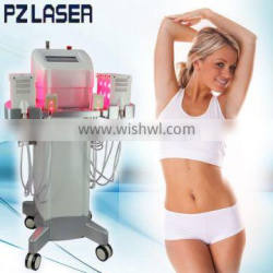 the newest slimming equipment lipo laser super body sculpture / lipolaser slimming machine for reduce fat