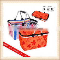 High quality pp shopping basket wholesale