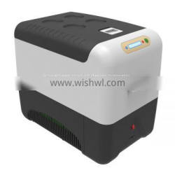 Twelve litres extremely cold car refrigerator ODM service from Chinese product research and development company
