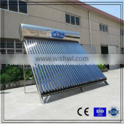 Integrative Pressurized Solar Water Heater with new technology