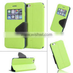 LZB flip pu leather cell phone cover for Micromax BOLT AD4500