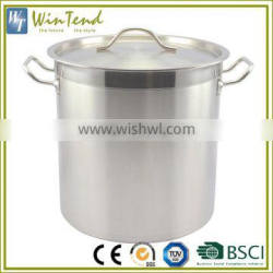 Stainless Steel Commercial Stockpot