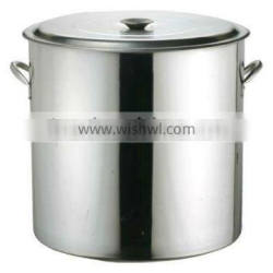 Commerical Double bottom Stainless steel soup pot TB-2518