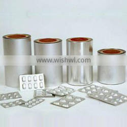 8011 Aluminum Foil for Pharmaceutical for packing
