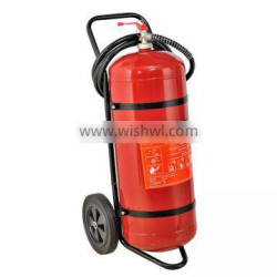 hot sale 50kg wheeled dry powder fire extinguisher from experienced manufacture