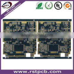 Black Double-sided pcb