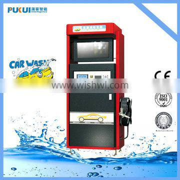 Coin operated and IC card Car Washing Vending Machine for Sale