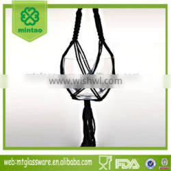 2016neweat modelling hemp rope hang vase sets