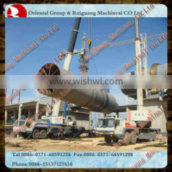 GB-Standard cement lime rotary kiln