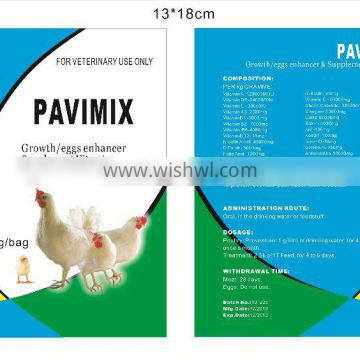 Veterinary Vitamin Premix with Poultry Medicine with Veterinary Medicine