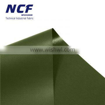 High Strength Heavy Duty PVC Vinyl Coated Polyester Tarpaulin