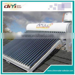 Galvanized steel/0.31mm solar water heater roof system