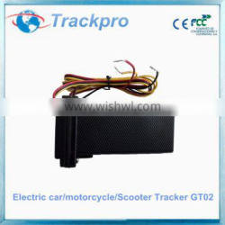 gt02 Real Time Tracker & Motorcycle Alarm/Motor GPS Tracker