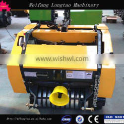Sample available hay straw silage alfalfa available new mini round hay baler for tractors for sale