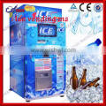 Ice vendor for bag ice and bulk ice and Ice vending machine