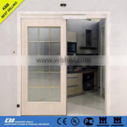 residential automatic sliding door from china suppliers with discount with brushless motor radar