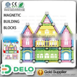 3D Magnetic building blocks DE0202004