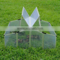 PC material of garden growing shed