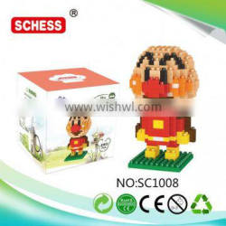 Main product special design boys blocks toys wholesale