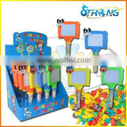 Drawing Board Animal Toy Candy