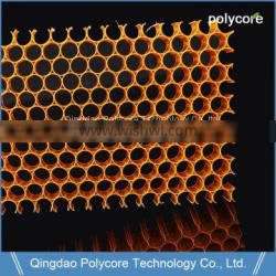 Radome Round Shape Honeycomb Panel Available Transparent And In Colors