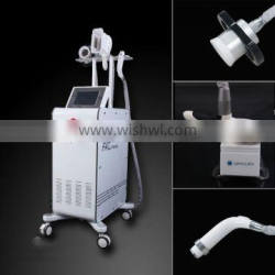 New body sculpting machine with 5MHZ RF and 40khz cavitation