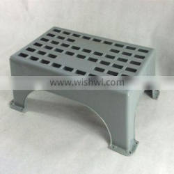 Hot sale foldable plastic step stool for children ZY-S01