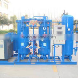 For Bottling Wine Skid Mounted Design Nitrogen Making Machine